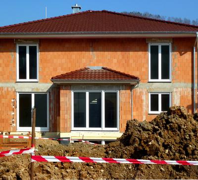 Wohnhaus im Rohbau_2