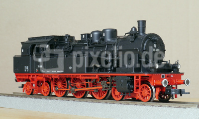 Modelllokomotive