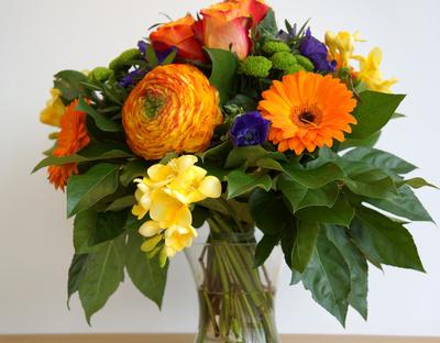 Blumenstrauss - bunte Mischung