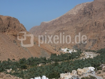 Wadi Tiwi (Oman) 1