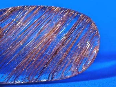 Bergkristall mit Innenleben
