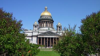 Sankt Petersburg - Kathedrale des Heiligen Isaak von Dalmatien