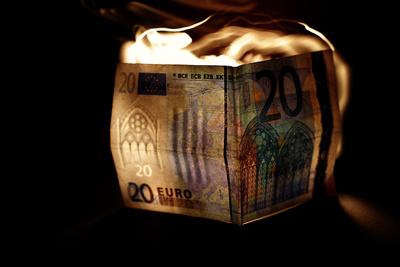 Euro lichterloh