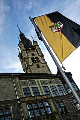 Rathaus Dessau-Roßlau