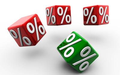 Prozent Würfel