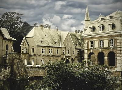 Schloss Wissen am Niederrhein