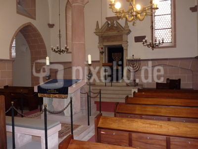 Alte Synagoge in Worms 2