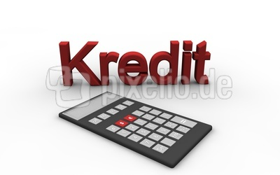 Taschenrechner Kredit