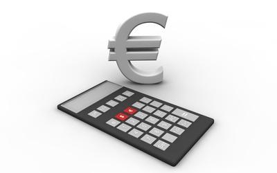 Taschenrechner Euro