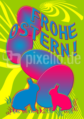 Frohe Ostern ¦ Happy Easter!