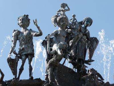 Karnevalsbrunnen 3