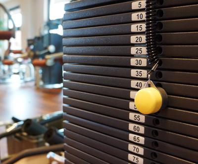 Im Fitnessstudio 3