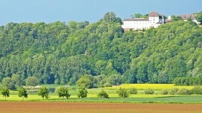 Porzellanmanufaktur Schloss Fürstenberg im Weserbergland