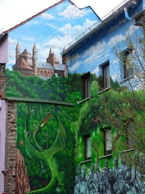 Worms: Siegfriedstadt
