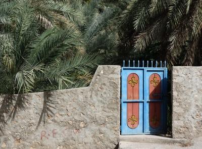 Oase Wadi Tiwi 3