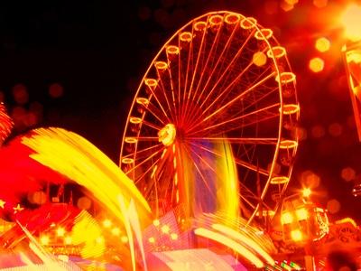 Big dipper  -  Riesenrad