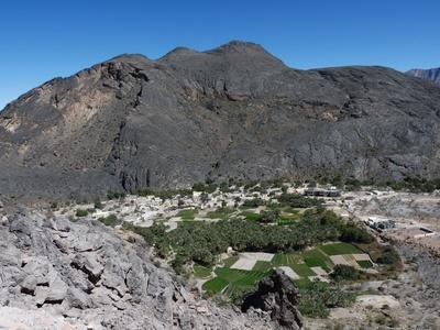 Omans Berge 2