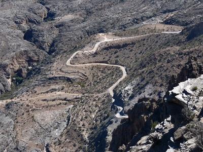 Omans Berge 3
