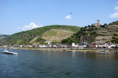 Burg Gutenfels am Rhein #6