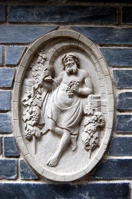 Bacchus , Gott des Weines