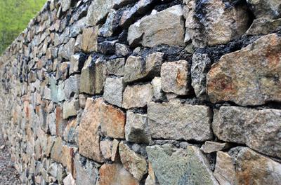 Mauer bei Bibracte