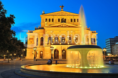 Frankfurt/Main Alte Oper