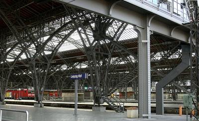 Leipziger Stahlgewirr