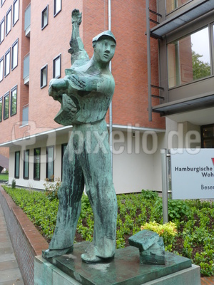 Skulptur von Ruwoldt 2