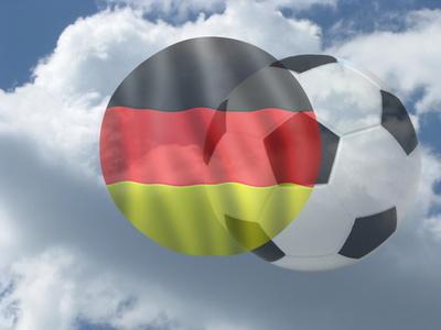 Fußball über alles...