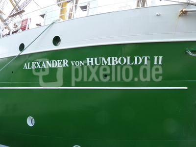 Alexander von Humboldt II a