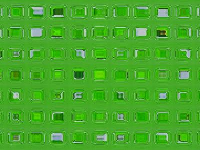 grünes Raster