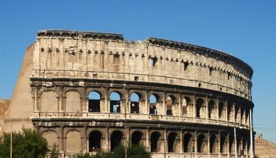 Das Wahrzeichen Roms 4
