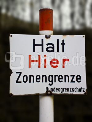 Zonengrenze