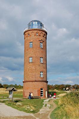 Ehem. Marine-Peilturm auf Kap Arkona (Rügen)