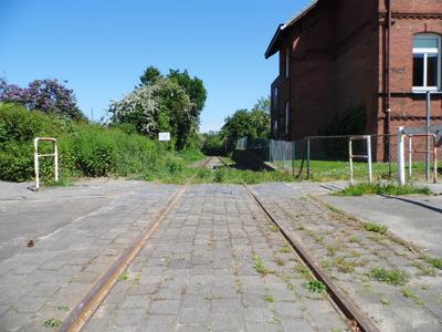 Das Gleis nach Nirgendwo
