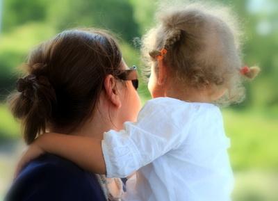 Mit meiner Tochter