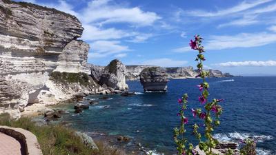 Traumlandschaft um Bonifacio