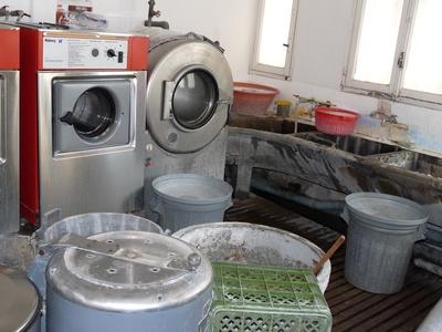 Alte Waschküche