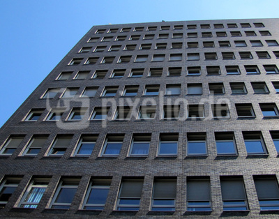 Moderne Klinkerfassade