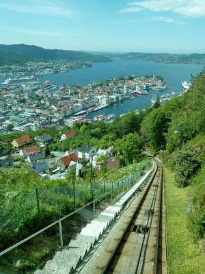Bergen - Floyenbahn