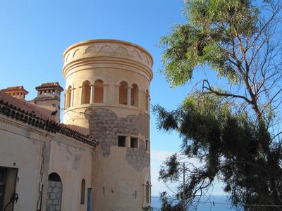 Turm von Villa Winter