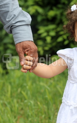Vater und Tocher