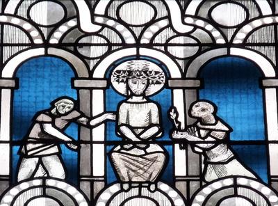 Kreuzwegfenster Bonn 4