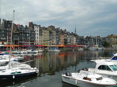 Traumurlaub Normandie - Honfleur: Vieux Bassin