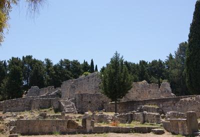 Ruinen des Asklepieion