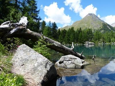 Saoseosee in der Schweiz