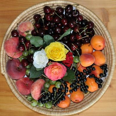 Blumen und Früchte 3
