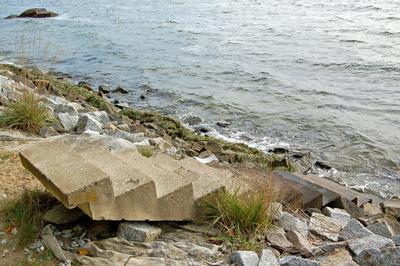 Treppchen zur Ostsee!