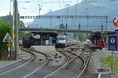 Interlaken-Ost