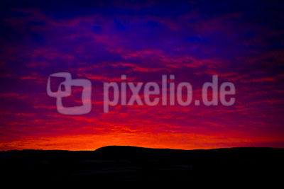 Sunrise@Leithagebirge :-)  (Gebirge ...)